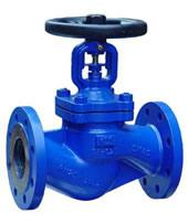DIN Bellow Seal Globe Valve, PN16, PN25, PN40, GS-C25 Body