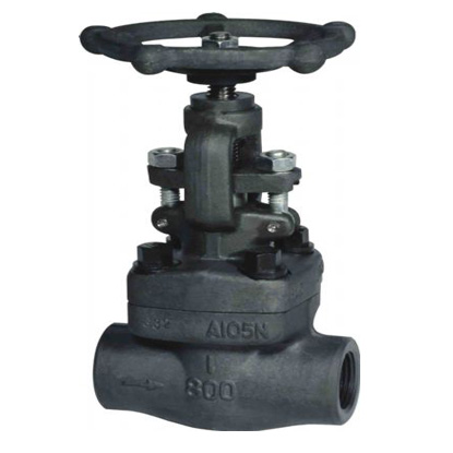 Forged Steel Bolted Bonnet Globe Valve, Class 150/300/600/800 LB