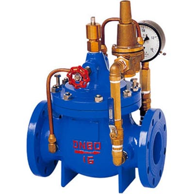 A BRIEF HISTORY OF AUTOMATIC CONTROL VALVE