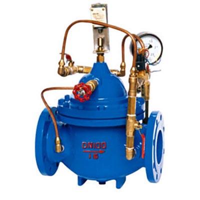 700X Pump Control Valve, Cast iron, Ductile iron, WCB