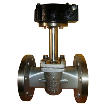 Low Temperature Sleeved Plug Valve