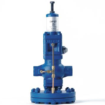 DP27 SS304 Steam Pressure Reducing Valve (PRV) 2.5 Mpa