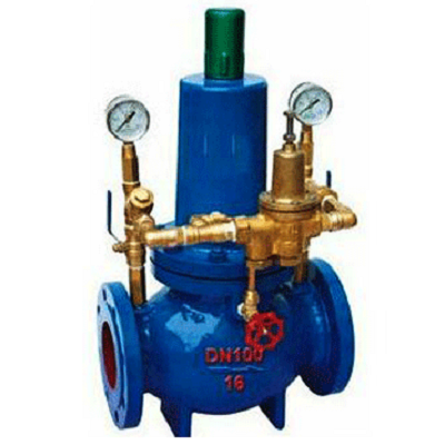 Y46T Type Combined Pressure Reducing Valve (PRV), WCB, PN 1.6-2.5 MPa