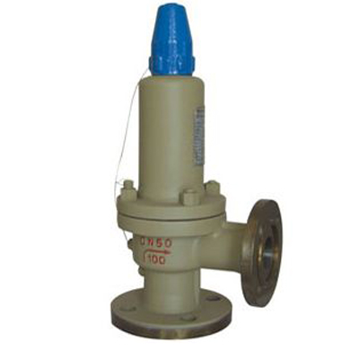 A41H Spring Loaded Safety Valve, 150-900LB, PN16-PN320
