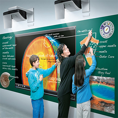 Smart LED Projector for Education