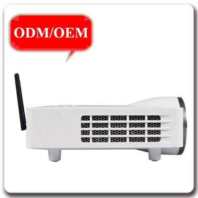 300 Inches Screen Ultra Short Throw DLP Android Projector