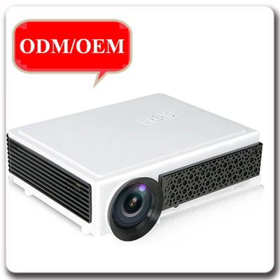 4:3/16:9 Full HD Movie Home Office portable projector