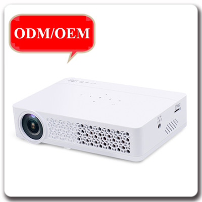 4000 Lumens Bluetooth 3D DLP Projector