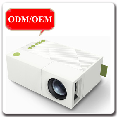 Cheap Multimedia Mini Pocket Portable Mini LCD LED Projector