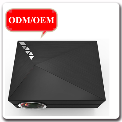 Smart 1920*1080P HD Wifi Home Theater Mobile Led Projector