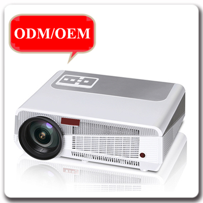 Video Games Movies Full HD Home Theater 3D Digital Projector