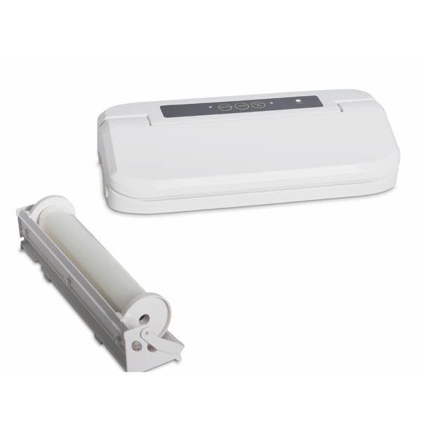 Easy Innovative Home Vacuum Sealer VS150C White