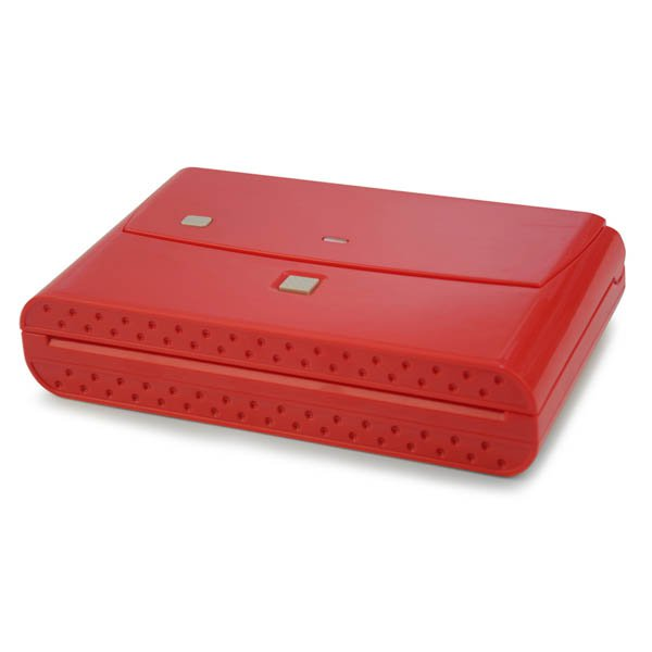 Portable Beautiful Vacuum Sealer VS66 Red