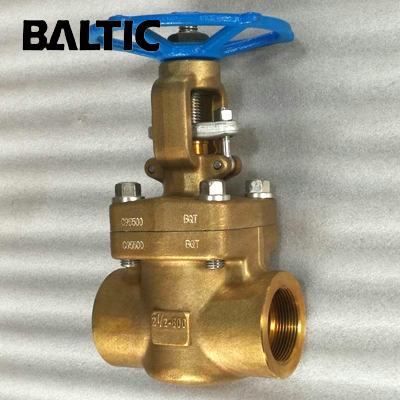 ASTM B148 C95500 Gate Valves