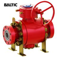 Baltic delivers API 6A ball valves & choke valves to the U.K customer