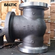 Baltic Valve Delivering Big Size Gate Valves