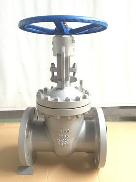 shipment of gate valve