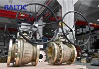 ASTM B148 C95800 ball valves