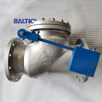 Cryogenic Swing Check Valves for a Low Temperature of -196℃