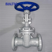 DIN Gate Valves Shipped to Europe (PN63 Series)