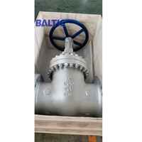 Large Diameter Gate Valves with Hand Wheel Operation