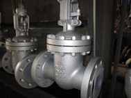 Baltic delivered a big quantity of EN1984/DIN 3352 gate valves