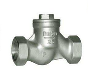 The Selection of Check Valves