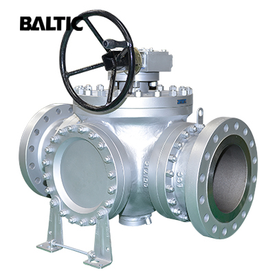 The Working Principle and Structural Characteristics of Ball Valve
