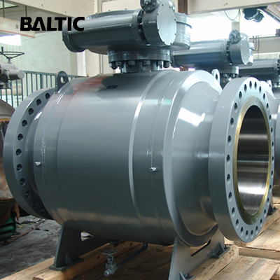 API 6D Fully Welded Ball Valve, ASTM A105, 36 Inch, Class 300, RF