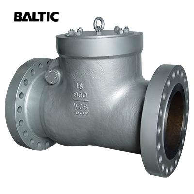 Pressure Seal Swing Check Valve, A216 WCB 18 Inch, 900 LB, RTJ