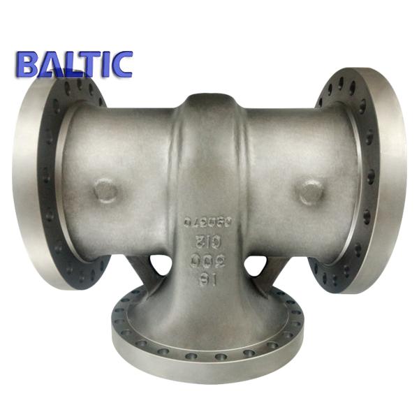 Carbon Steel Gate Valve, ASTM A217 C12, 16 Inch, 300 LB, API 600