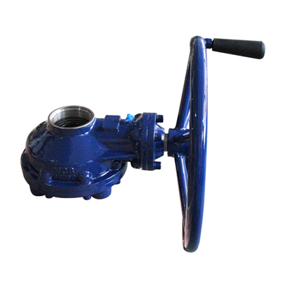 BH Series Spiral Bevel Gearbox for Gate & Globe Valve