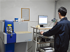 standing PMI inspection