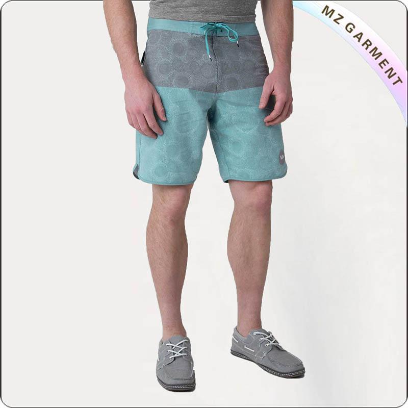 Men Hydrophobic Beach Shorts