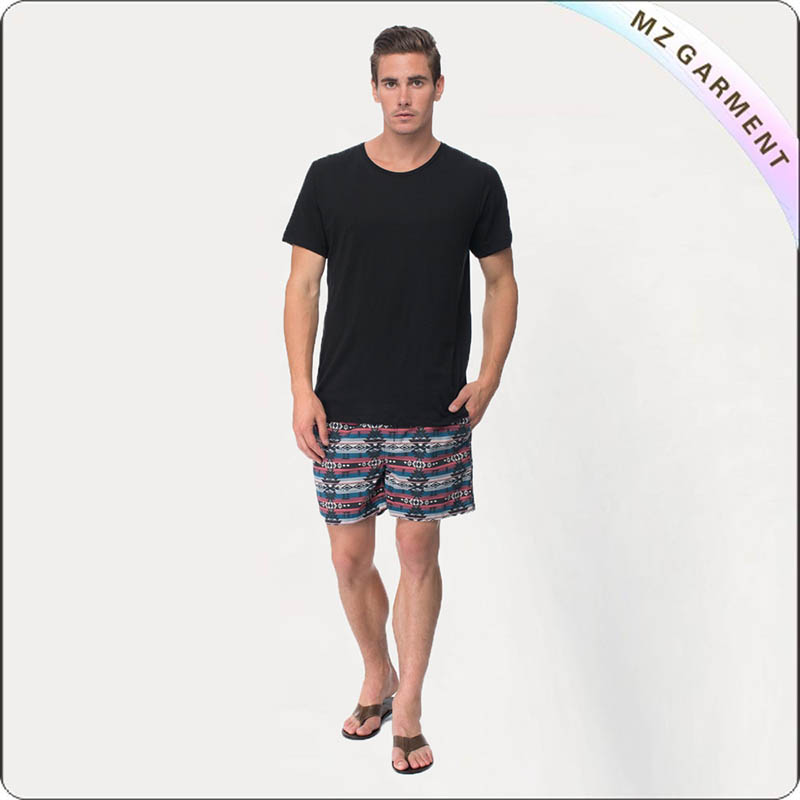 Men UV-Blocking Swim Trunks