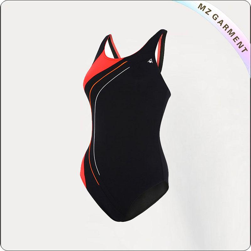 Women Skin Tight Racing Swimwear