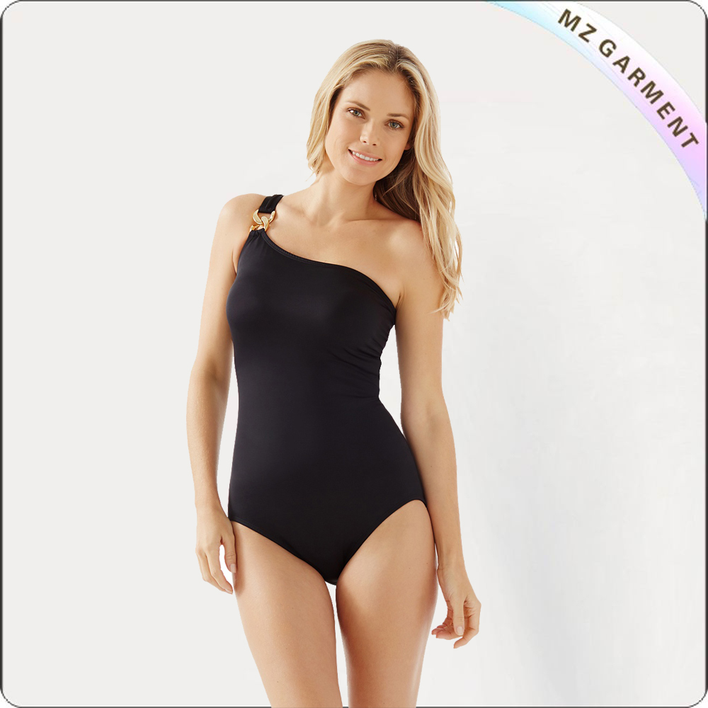 Adult Skin Tight One Piece Bathing Costume