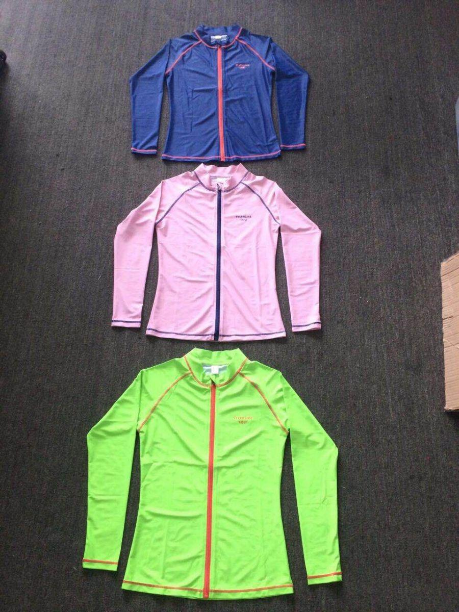 Adult Pure Color Surf Suit