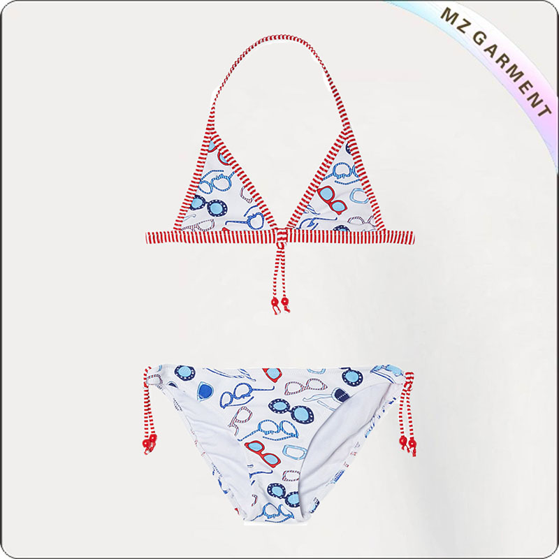 Kids Sunglasses String Bikini