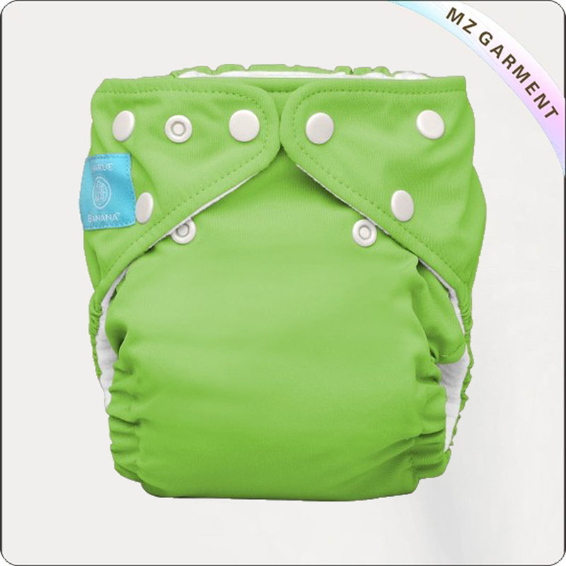 Kids Bright Green Swimming Nappy