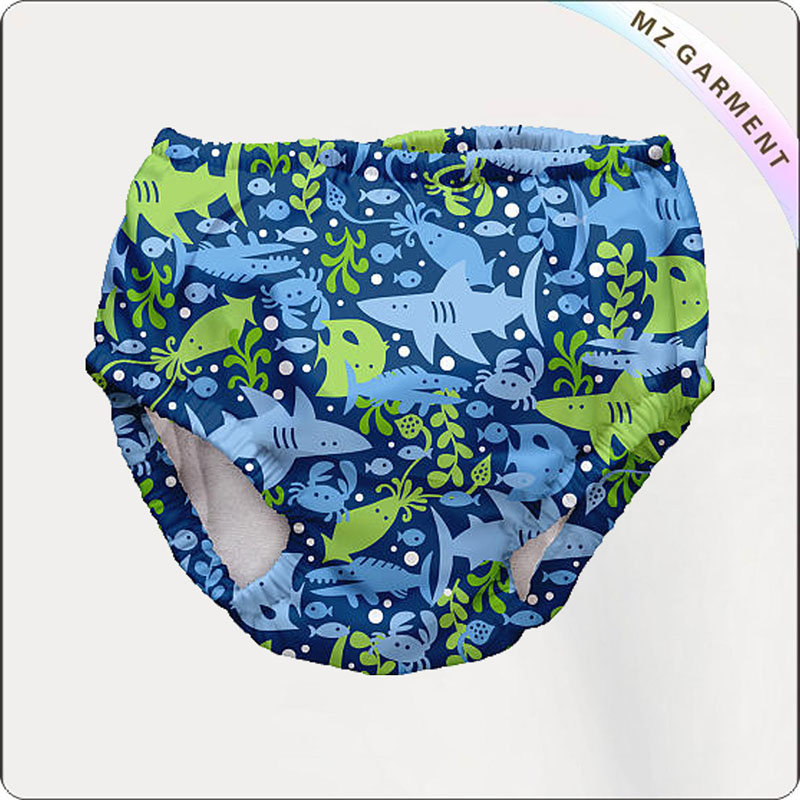 Kids Reuseable Swim Diaper Cover