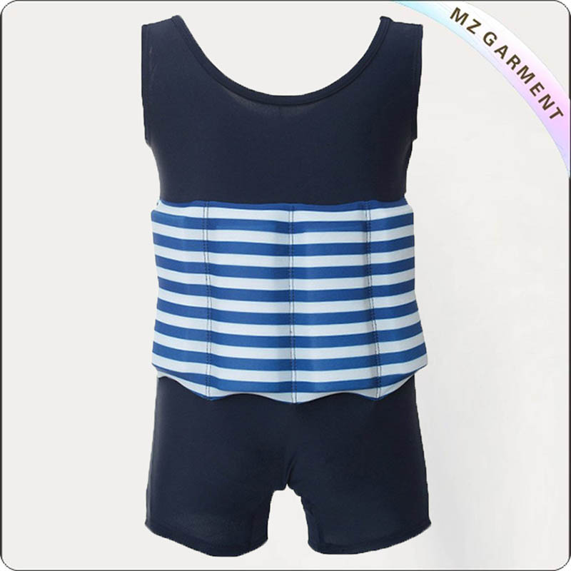 Children Sailor Floating Suit
