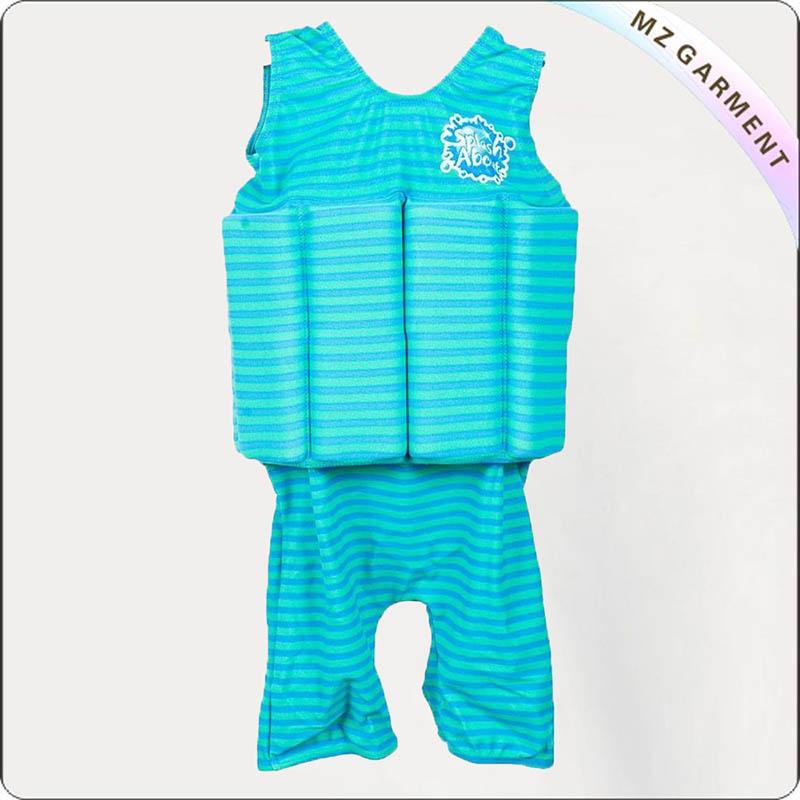 Infants Sleeveless Floating Swimwear