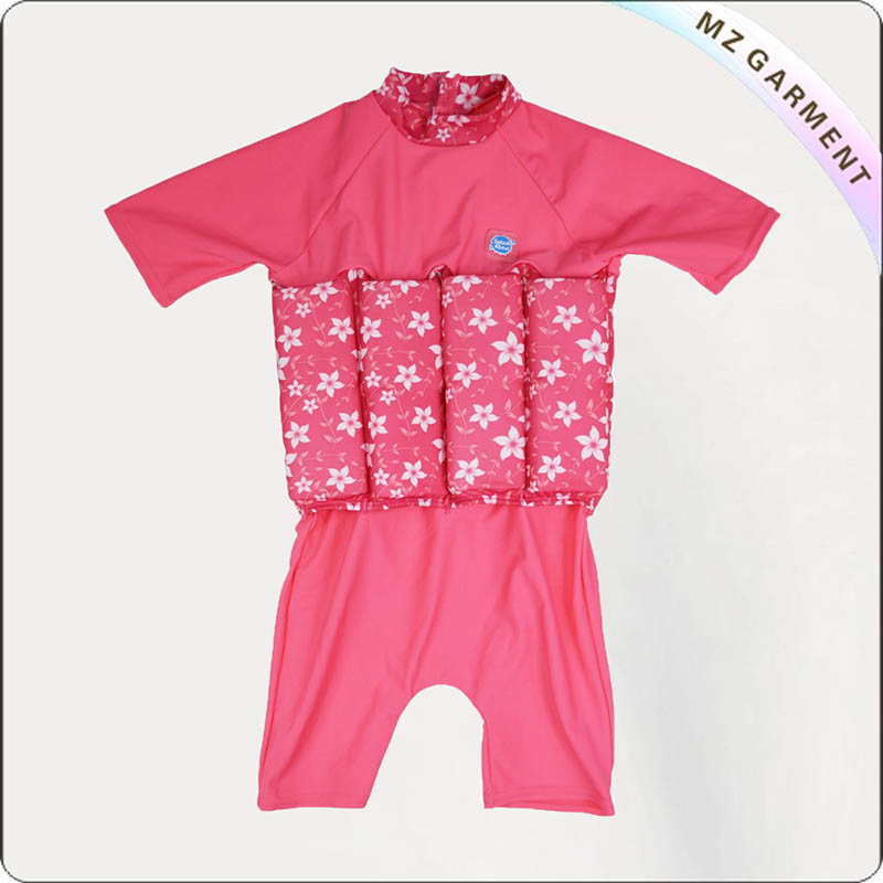 Kids UV-Floating Flotation Suit