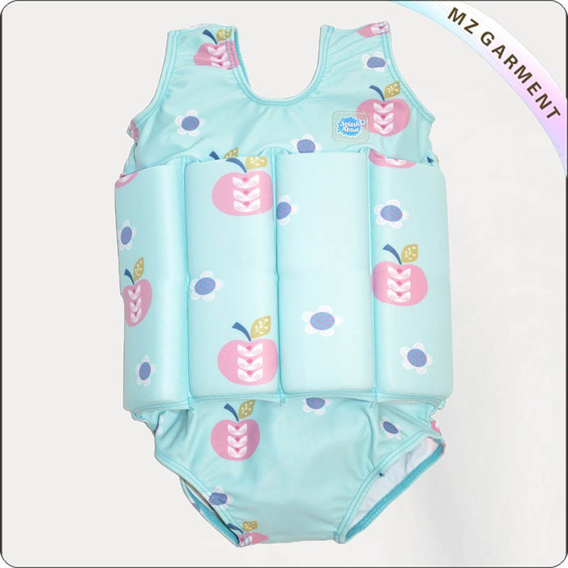 Toddler Baby Blue Buoyancy Suit