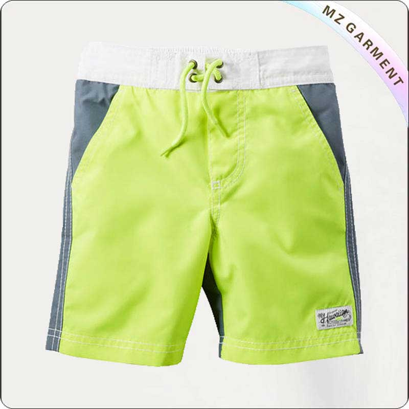 Boys Applegreen Beach Shorts