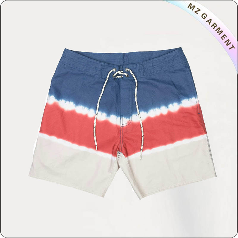 Boys Stripe Bathing Trunks