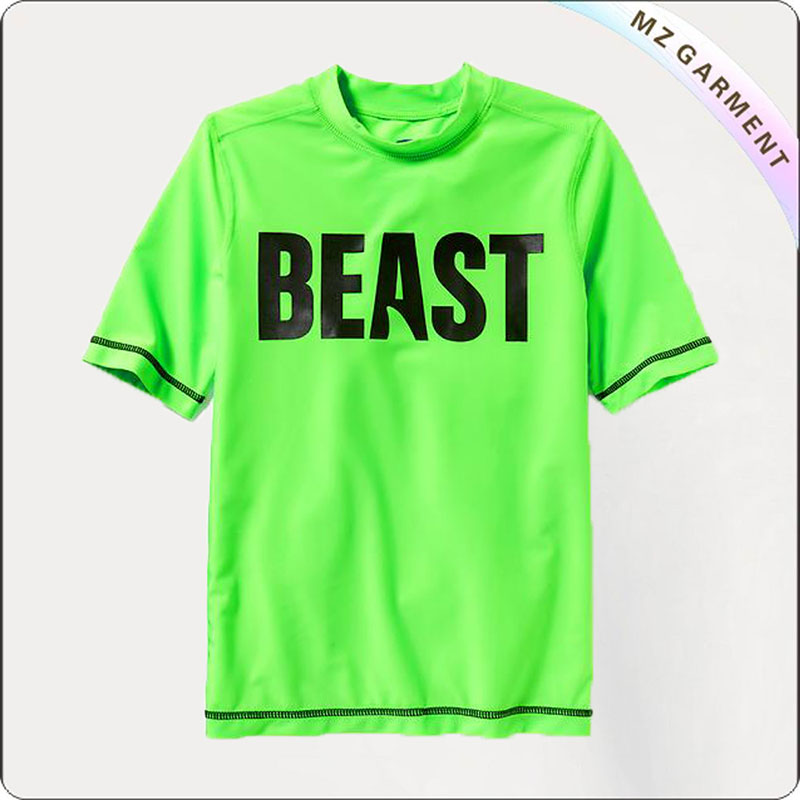 Boy Fresh Green UN-Blocking Tee