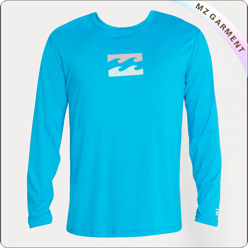 Boy Skyblue UV-Blocking Surf Tee
