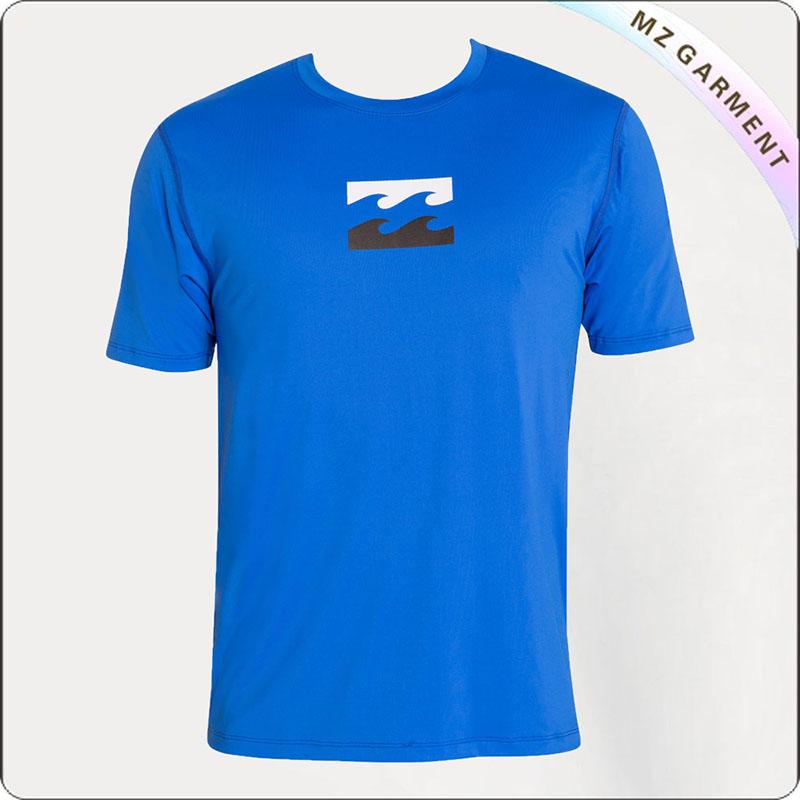 Boy UV Resistant Surf T-Shirt